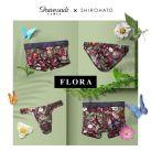 日本制Gravevault X SHIROHATO限定颜色独家贩卖男士印花短款平角内裤