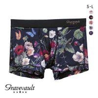 Gravevault Flora Short Boxerbriefs (Made in Japan)