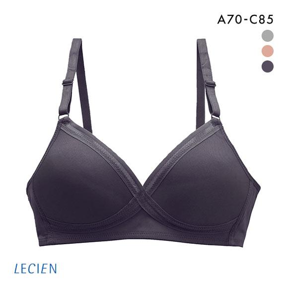 Lecien Good Choice Wireless Bra (Sizes A-B)
