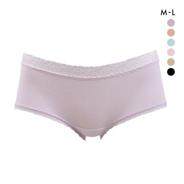 【メール便(4)】 (クロスコ)KUROSUCO 日本製 綿混 ストレッチFit ローライズショーツ