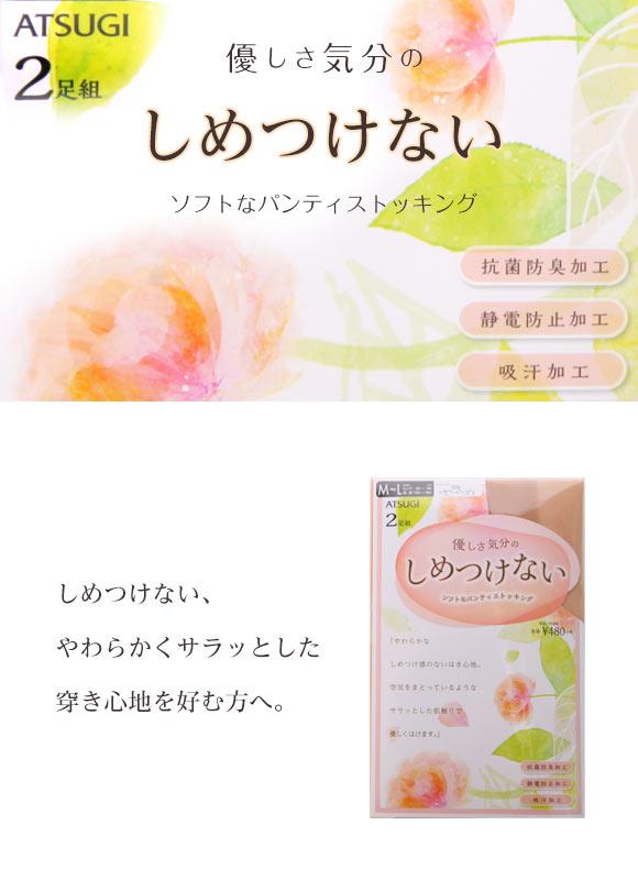 Atsugi Soft Tights (2 Pairs)