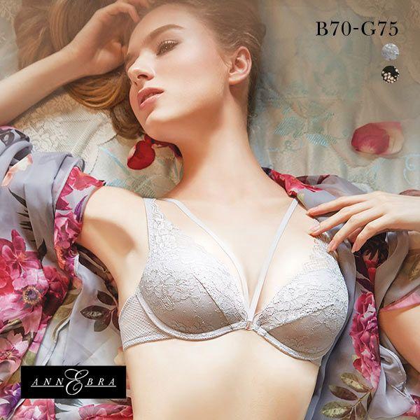 Annebra Glamour Collection I love Change Demi Bra (Sizes B-G)