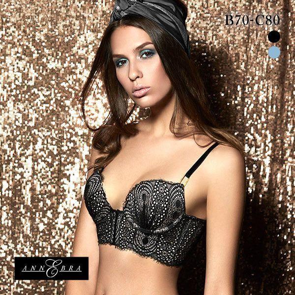 Annebra Cheer Collection Front Hook Bra (B-C)
