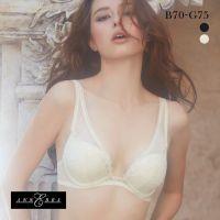 诗萝涵朵文胸B-G码ANNEBRA Romantic2系列BloomUp优雅蕾丝3/4成型罩杯