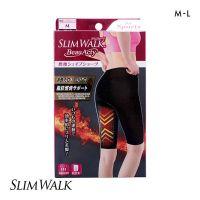 诗萝涵朵女运动内裤ML码SHIROHATO SLIMWALK燃烧脂肪塑形美腿五分裤
