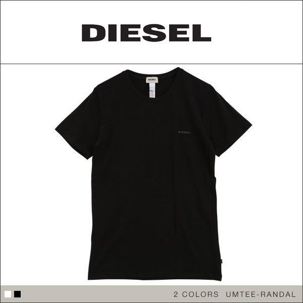 (ディーゼル)DIESEL MENS UMTEE-RANDAL クルーネック 半袖 Tシャツ