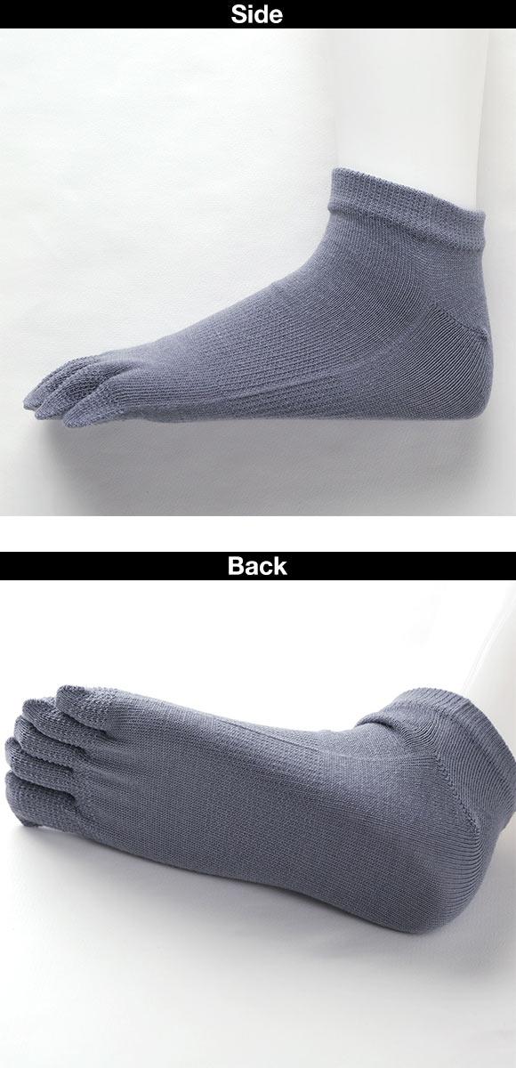 Okamoto Super Sox Unisex Toe Socks