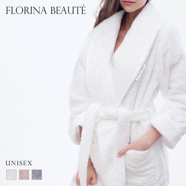 【送料無料】 (フロリナヴォーテ)FLORINA BEAUTE スーパーマシュマロ 綿100% タオル 優綿花 バスローブ【UCHINOコラボ】