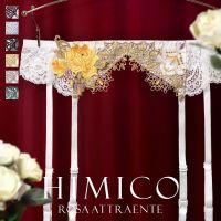 诗萝涵朵吊袜带ML码HIMICO Rosa attraente 002蕾丝刺绣性感