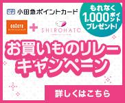 小田急お買いものリレーキャンペーン